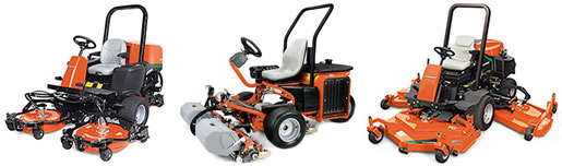 Maquinaria y equipos para jardiner a y campos de golf for Maquinaria de jardineria